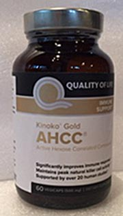 Dietary Supplement  image AHCC